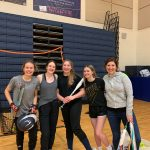 KW First Ever Girls Fastpitch Practice!