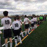 Varsity Boys Soccer Begins!