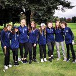 KW 7/8 Girls Golf vs Kalama