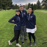 Varsity Girls Golf State Championships and Season