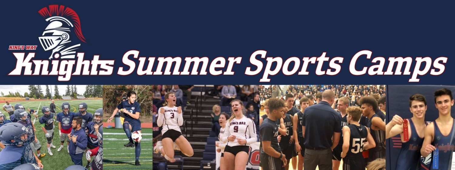 KW Summer Sports Camps!  Registration is Open!