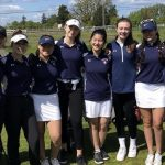 KW Varsity Girls Golf End League Play at Tri-Mountain with a Win!