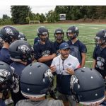 Varsity Football Starts Off Strong