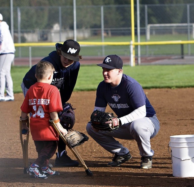 KW Baseball and the Miracle League