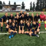 Varsity Girls Soccer defeat Seton Catholic at Home