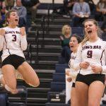 Volleyball Wins Through Adversity