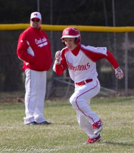 Varsity Baseball vs. Cass City