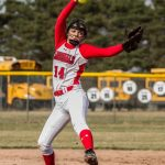 Millington High School Softball Varsity beats Mayville High School 11-0