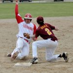 Millington High School Baseball Varsity falls to Reese High School 6-2