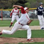 Millington High School Baseball Varsity beats North Branch High School 3-0