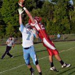 Millington High School Football Varsity beats Garber High School 28-19