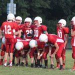 Millington High School Football JV beats LakeVille High School 24-16