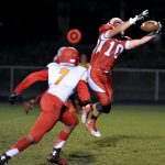 Millington High School Football Varsity beats Bridgeport High School 36-8