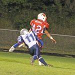 Millington High School Varsity Football beat Ursuline College 41-0