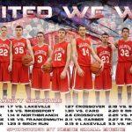 Millington High School Varsity Basketball falls to Rockets 27-59