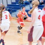 Millington High School Varsity Basketball falls to Unionville-Sebewaing Area High School 33-48