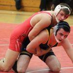 Millington High School Varsity Wrestling beat Hatchets 40-27