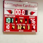 Millington High School Varsity Basketball falls to Tigers 45-55