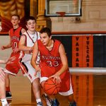 Millington High School Junior Varsity Basketball beat Vulcans 75-57