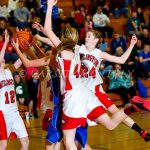 Millington High School Girls Junior Varsity Basketball beat Huskies 53-14