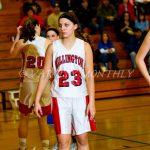 Millington High School Girls Junior Varsity Basketball beat Bearcats 53-13