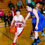 Millington High School Girls Junior Varsity Basketball beat Eagles 58-27