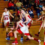Millington High School Boys Varsity Basketball beat Broncos 67-59