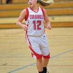 Millington High School Girls Varsity Basketball falls to Eagles 22-53