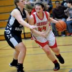 Millington High School Girls Varsity Basketball beat North Branch Area High School 72-39