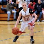 Millington High School Boys Junior Varsity Basketball falls to Eagles 33-51