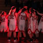 Millington High School Girls Varsity Basketball falls to Birch Run Middle/High School 42-58
