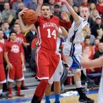 Millington High School Boys Varsity Basketball falls to Panthers 77-82