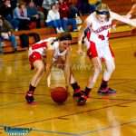 Millington High School Girls Junior Varsity Basketball beat Spartans 77-38