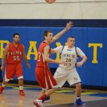 Millington High School Boys Junior Varsity Basketball falls to Panthers 36-48