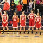 Millington High School Girls Varsity Basketball beat Tigers 47-39