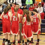 Millington High School Girls Varsity Basketball beat Garber High School 44-35