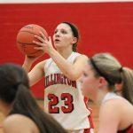 Millington High School Girls Junior Varsity Basketball beat Vassar HS/JH 55-20