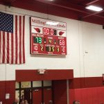 Millington High School Boys Varsity Basketball beat Garber High School 73-68 in OT