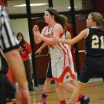 Millington High School Girls Varsity Basketball beat Montrose High School 68-21