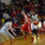 Millington High School Boys Varsity Basketball beat LakeVille High School 77-55