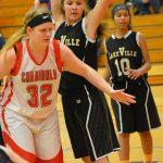 Millington High School Girls Varsity Basketball beat LakeVille High School 51-45