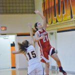 Millington High School Girls Varsity Basketball beat Vassar High School 52-38