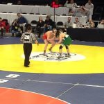 Individual Wrestling Finals – Day 1 Update