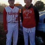 Millington High School Junior Varsity Baseball falls to Montrose HS/MS 2-12