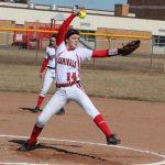 Millington High School Varsity Softball beat Chesaning Union Schools 13-0