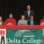 Austin LeVan Signs with Delta College