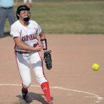 Millington High School Varsity Softball beat Vassar High School 10-0