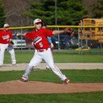 Millington High School Varsity Baseball beat Caro High School 11-9