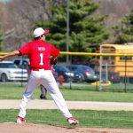 Millington High School Varsity Baseball beat Caro 8-4