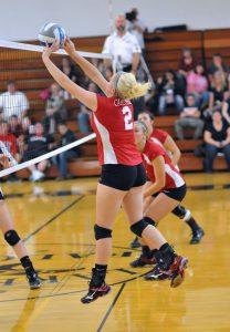 Varsity Volleyball vs Lakeville